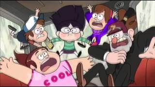 Gravity Falls - Roadside Attraction - The Escape