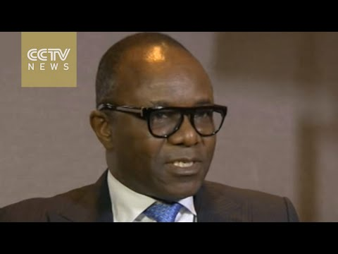 Interview with Nigeria's Minister of State for Petroleum Resources on oil price