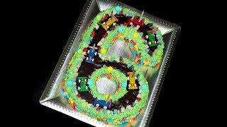 Торт шесть лет.  Торт для мальчика. Сборка торта. Простой рецепт. Моя Dolce vita