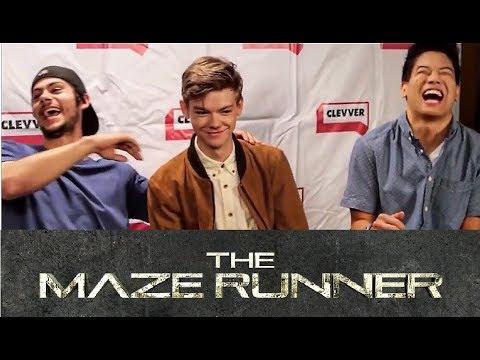 Maze Runner Cast Will Crack You Up