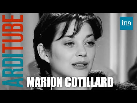 psy Marion Cotillard  Archive INA