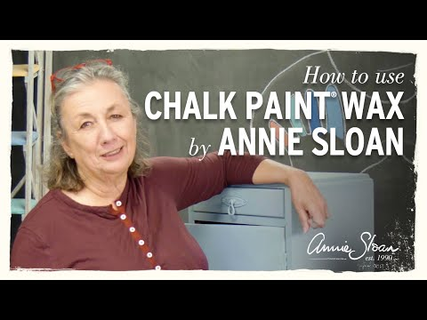 How to use Chalk Paint® Wax
