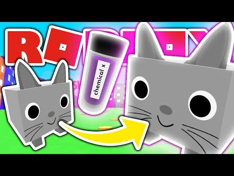 MAKING GIANT CATS *WITHOUT GIANT CAT CODE* IN ROBLOX PET SIMULATOR!!! [UPDATE 14] (giveaway)