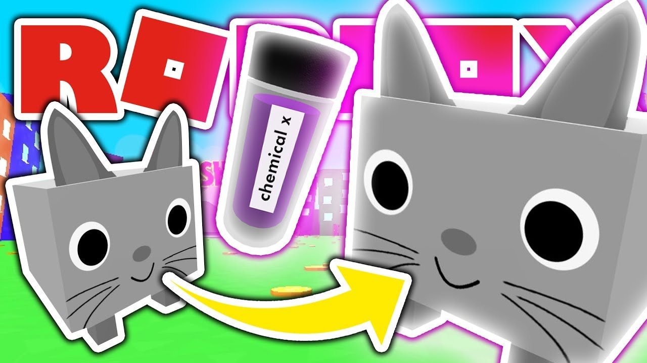 Making Giant Cats Without Giant Cat Code In Roblox Pet Simulator