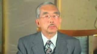 1975年10月31日、日本記者クラブ主催「昭和天皇公式記者会見」