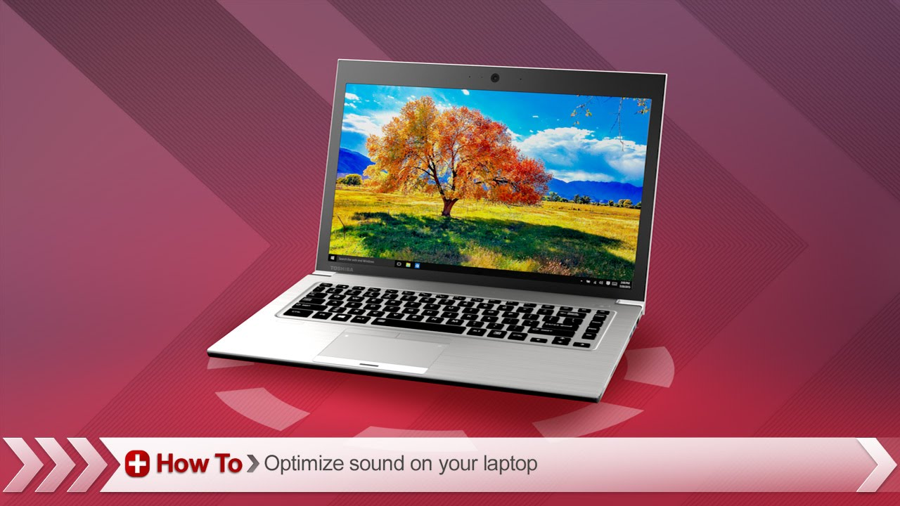Toshiba Satellite L875D Audio Enhancement Descargar Controlador
