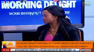 Open Access On Morning Delight:Is There Need For Extension Of Voters