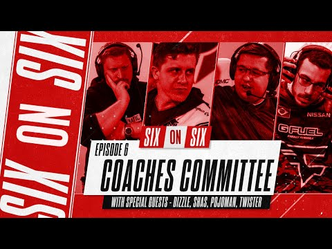 Coaches Committee, featuring Dizzle Shas, Twister, & Pojoman // Episode 6 from YouTube · Duration:  2 hours 58 minutes 31 seconds