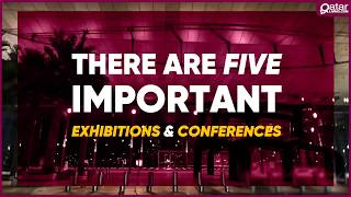 Exhibitions and Conferences in Qatar 2019