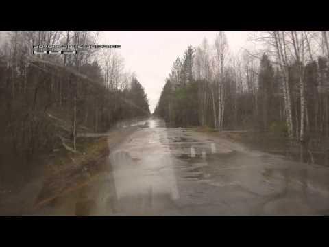 Едем в ...  :))) посёлок Безводное.  20 Апреля 2016 г