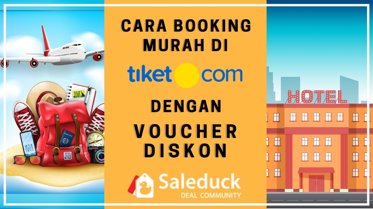 Н—©ð—¼ð˜'𝗰𝗵𝗲𝗿 Н——𝗶𝘀𝗸𝗼𝗻 Tiket Com Rp 1 Juta Promo Diskon Indonesia Desember 2020