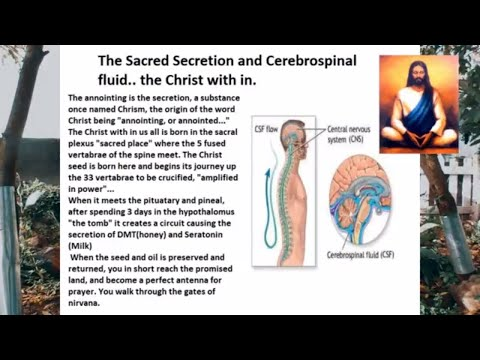 how to raise the sacred secretion