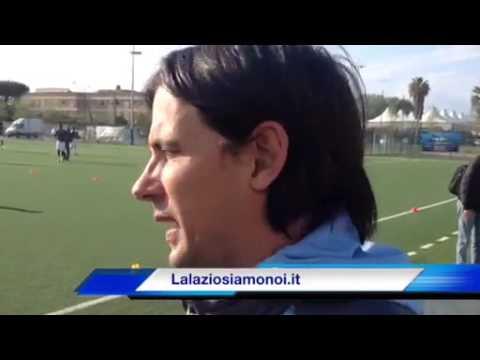 Memorial Fersini - Intervista a Simone Inzaghi