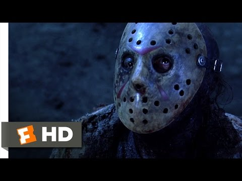 Freddy vs. Jason (8/10) Movie CLIP - Construction Site Fight (2003) HD