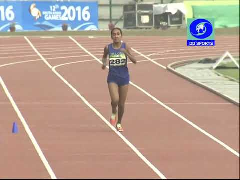 12th SOUTH ASIAN GAMES HIGHLIGHTS  - DAY 8