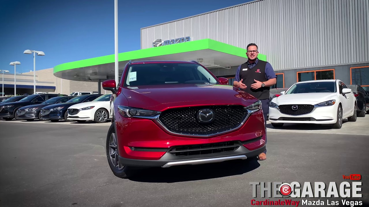 2018 Mazda Cx 5 Cardinaleway Mazda Las Vegas The Best Car Dealership