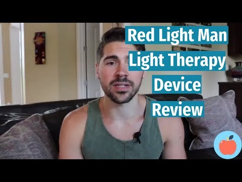 Red and Infrared Light Therapy Device Review - Red Light Man Review