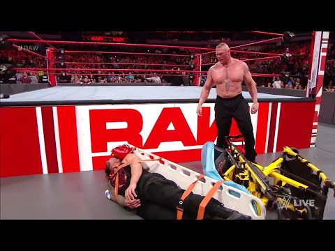 NoDQ Live: Full 3/19/18 WWE RAW review and highlights