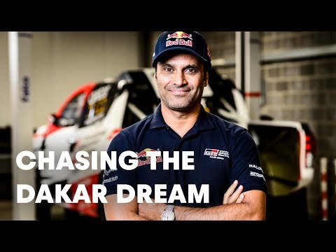 Behind Nasser Al Attiyah's Dakar Dream | Destination Peru Part 1