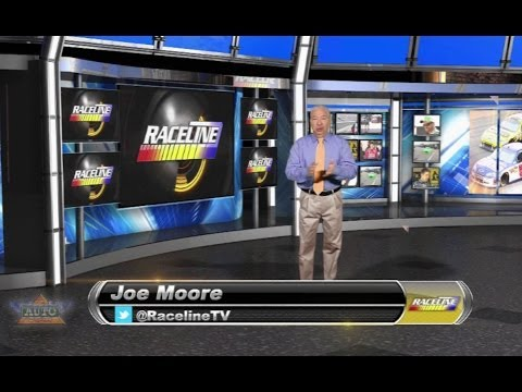 TACH-TV Presents RACELINE, the fastest half-hour on television