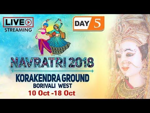 Navratri 2018 Day 5