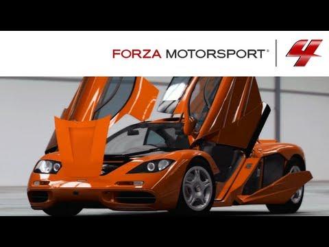 Forza 4 1080p McLaren F1 Autovista