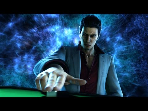 Yakuza 0 -  Dance With Media King  -   1 VS 1 NO damage with style