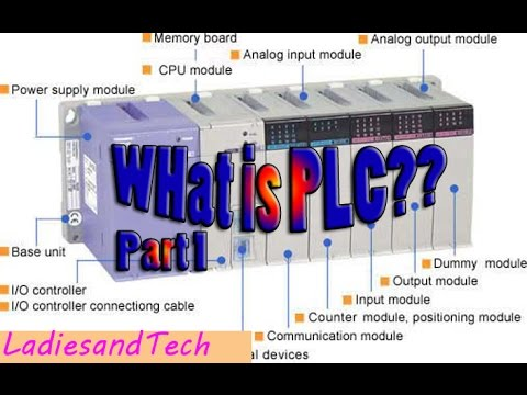 PLC Programming tutorial for beginners Part 1