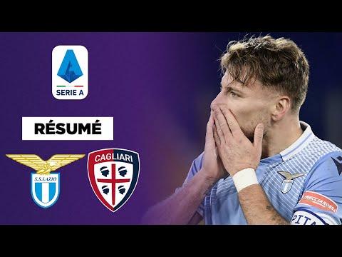 Résumé : Ciro Immobile, héros de la Lazio contre Cagliari !