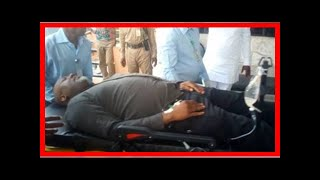 Breaking News | Breaking: Police move Dino Melaye in ambulance to National Hospital
