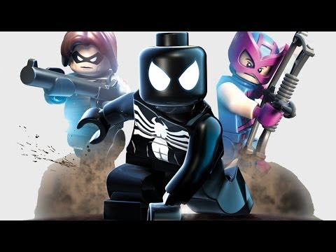 LEGO: Marvel Superheroes - Super Pack DLC Character Pack - Xbox One ...