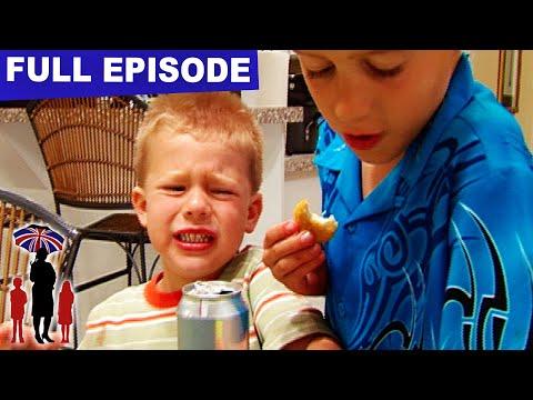 The Uva Family - Season 2 Episode 18 | Full Episodes | Supernanny USA