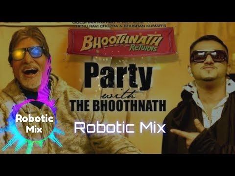 Robotic Mix Party With A Bhoothnath | Bhoothnath Return | Pundeer Songs Maker