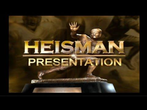 NCAA Football 06 (ps2) Will Cooper Win The Heisman - BSC Bound