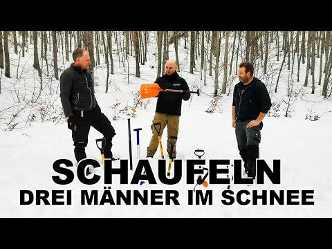 Schnee-Schaufeln für Offroader    4x4PASSION #215