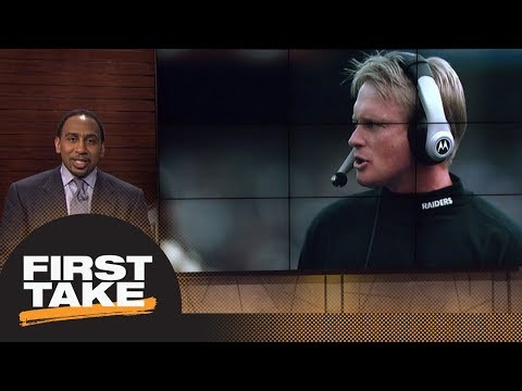 Stephen A. calls out John Wooten downplaying Raiders hiring process | Final Take | First Take | ESPN