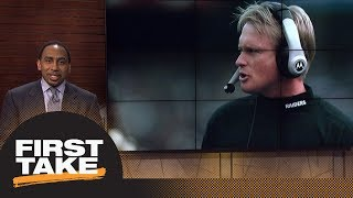Stephen A. calls out John Wooten downplaying Raiders hiring process | Final Take | First Take | ESPN