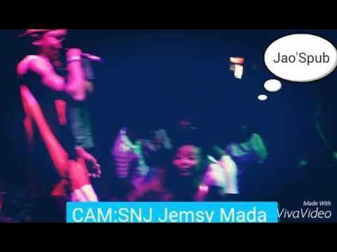 Basta Lion Ft Mad Max (live Jao'Spub) 2016