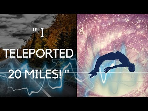 3 True Stories Of Teleportation & Glitches In TIME!