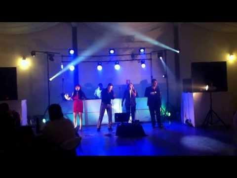 """Reyes del Karaoke Querétaro Popurri """"Los Terricolas"""" XV años de Belén."""