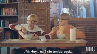 Video 161116 - Comercial do BTS para o 'NUGU' da 'SK Telecom' [Legendado PT-BR] download MP3, 3GP, MP4, WEBM, AVI, FLV Juli 2018