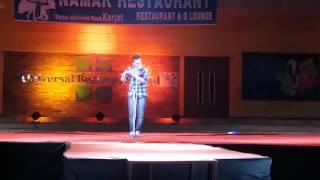 Hamari adhuri kahani ..live by( varad kulkarni)