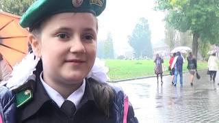 2016-09-27 г. Брест. Посвящение в кадеты. Новости на Буг-ТВ.