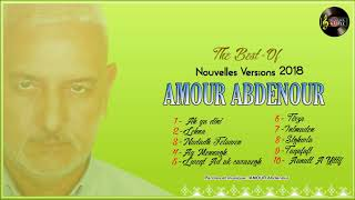 AMOUR Abdenour  2018 Best-Of Nouvelles versions, vol 2
