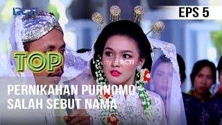 TUKANG OJEK PENGKOLAN   Pernikahan Purnomo   Salah Sebut Nama 14 April 2020 ytb