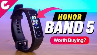 Honor Band 5 Review - Watch Before You Buy!!