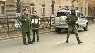 �������� ���� Переполох на Володарского: в Ярославле прошли антитеррористические учения ������