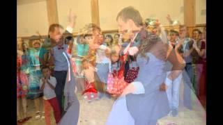 Яркая свадьба!!! Ведущая праздников в Караганде Алена Гурова!