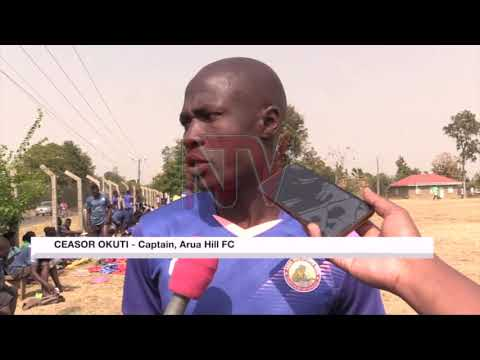 ARUA HILL EYE PROMOTION: Ambitious club looks to take Fufa big league by storm