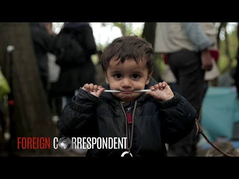 The Children And Families Trapped In Northern France | Foreign Correspondent